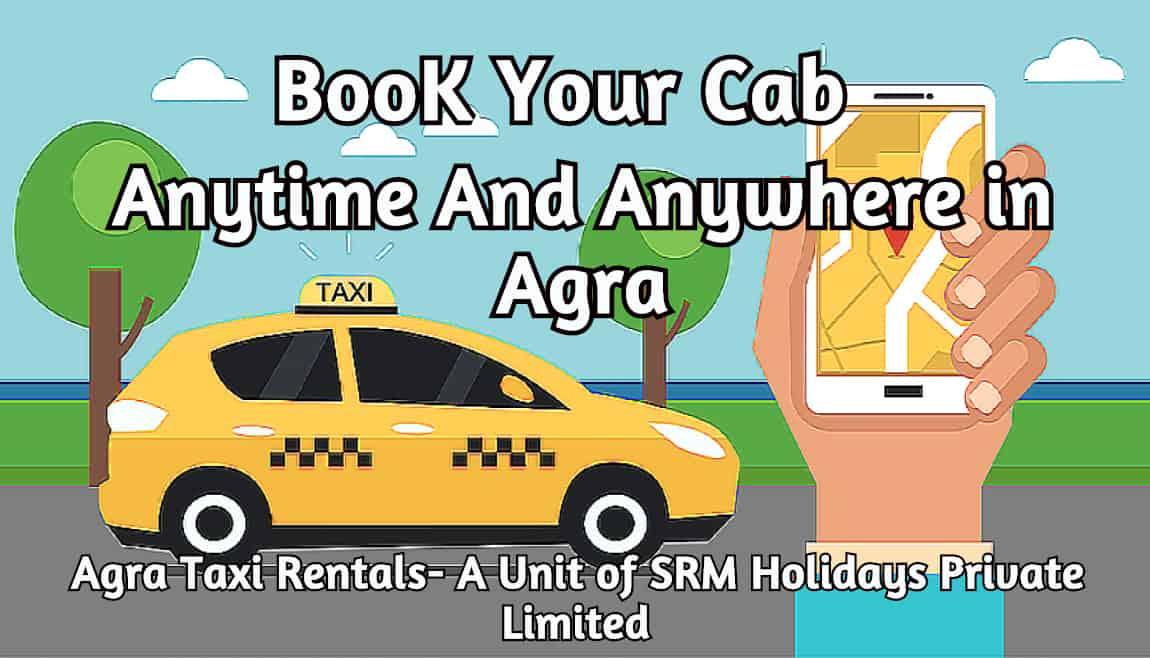 agra taxi rentals