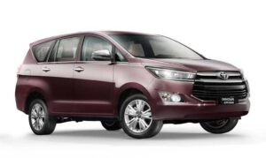 Agra Taxi Rental-Innova Car booking
